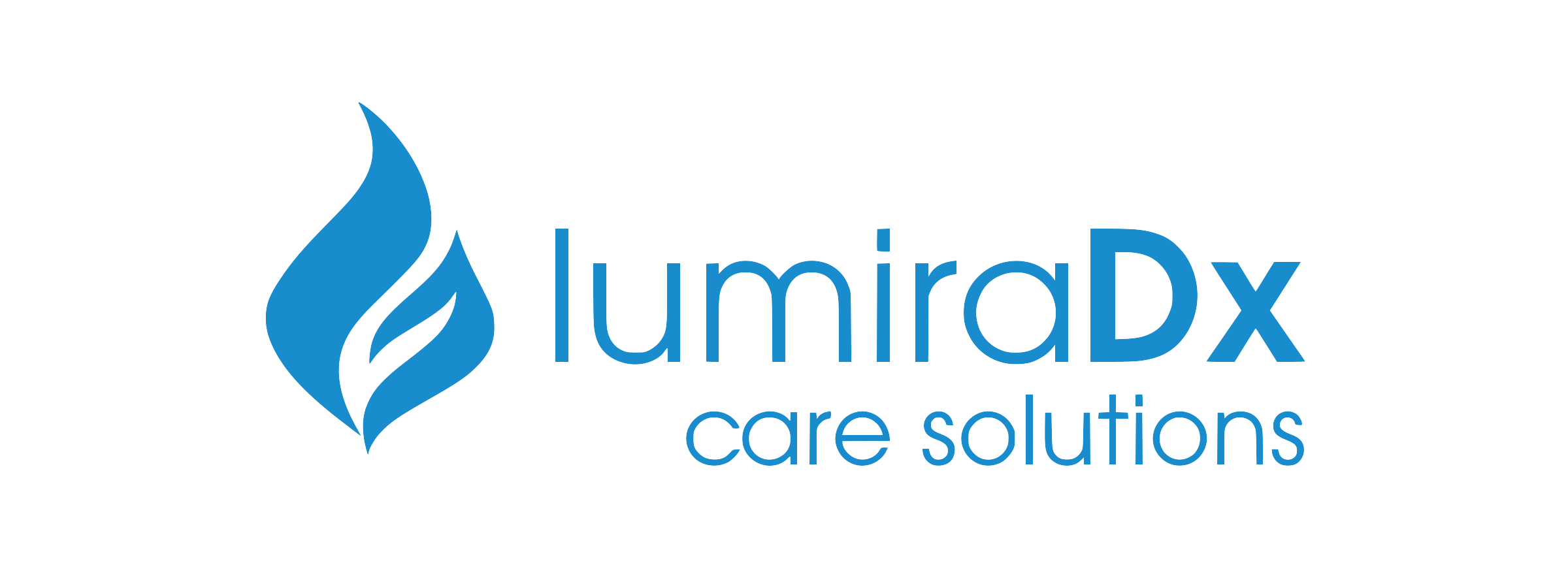 LumiraDX Care Solutions Logo